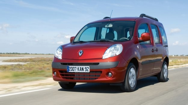 Kangoo II psuje się częściej niż Kangoo I, a to budzi obawy nawet zagorzałych miłośników modelu. /Renault