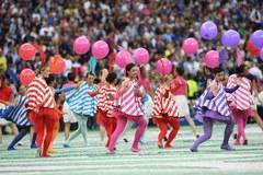 Kankan na rozpoczęcie turnieju. Tak wyglądała ceremonia otwarcia Euro 2016!