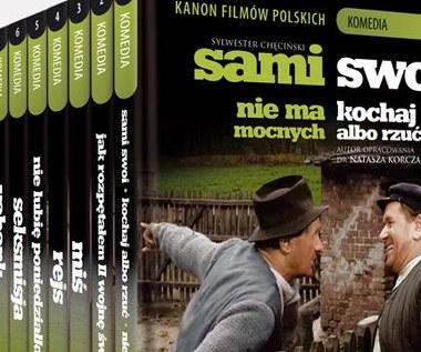 Kanon Filmów Polskich na DVD