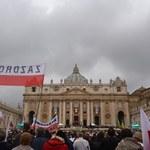Kanonizacja Jana Pawła II i Jana XXIII. Relacja na żywo, CZĘŚĆ I