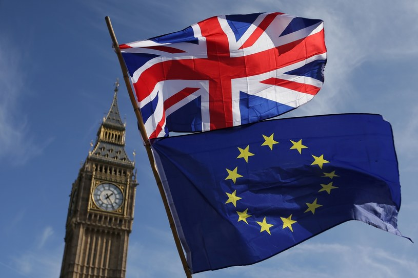 Kantar: 43 proc. Polaków sądzi, że nie będzie brexitu /AFP PHOTO / Daniel LEAL-OLIVAS /East News