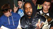 Kanye West ma problemy z kontrolowaniem swoich zachowań
