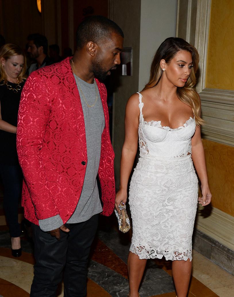 Kanye West nie ma czasu na życie intymne /Ethan Miller /Getty Images