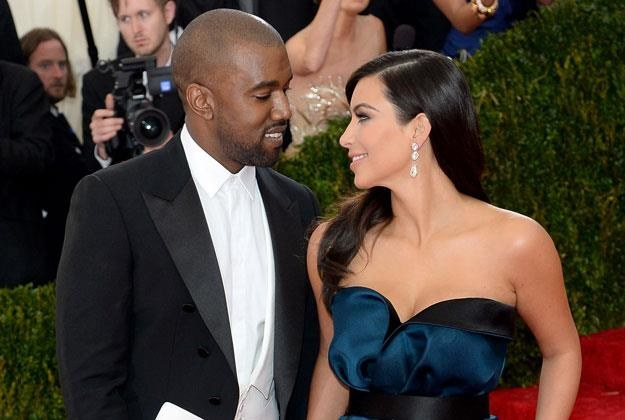 Kanye West nie ma zaufania do Kim Kardashian? fot. Dimitrios Kambouris /Getty Images