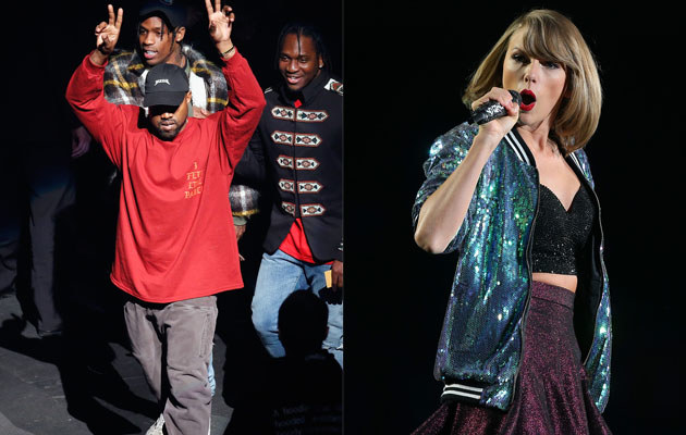 Kanye West obraził Taylor Swift! /- /Getty Images