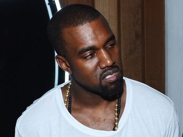 Kanye West: Seks, meble i hip hop fot. Dimitrios Kambouris /Getty Images/Flash Press Media