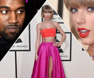Kanye West vs Taylor Swift: Historia burzliwej znajomości