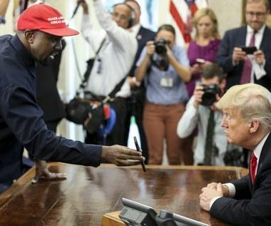 Kanye West w Białym Domu: Dziwniej się nie dało