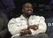 Kanye West w klapkach na ślubie
