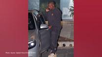 Kanye West z zaskoczenia