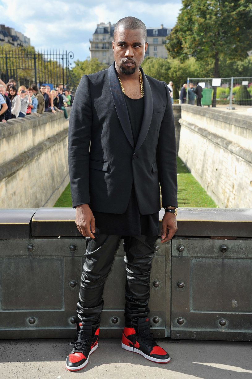 Kanye West /Pascal Le Segretain /Getty Images