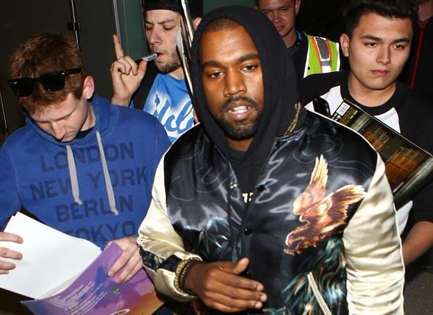 Kanye West /Sharky / Splash News /East News