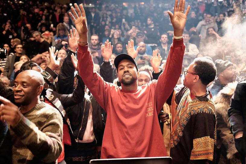 Kanye West /Dimitrios Kambouris /Getty Images