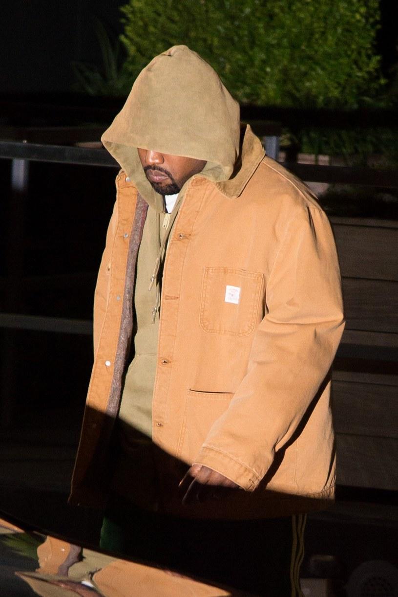 Kanye West /TheStewartofNY/Splash News /East News