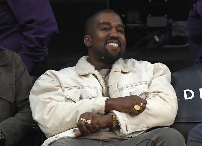 Kanye West /Associated Press /East News