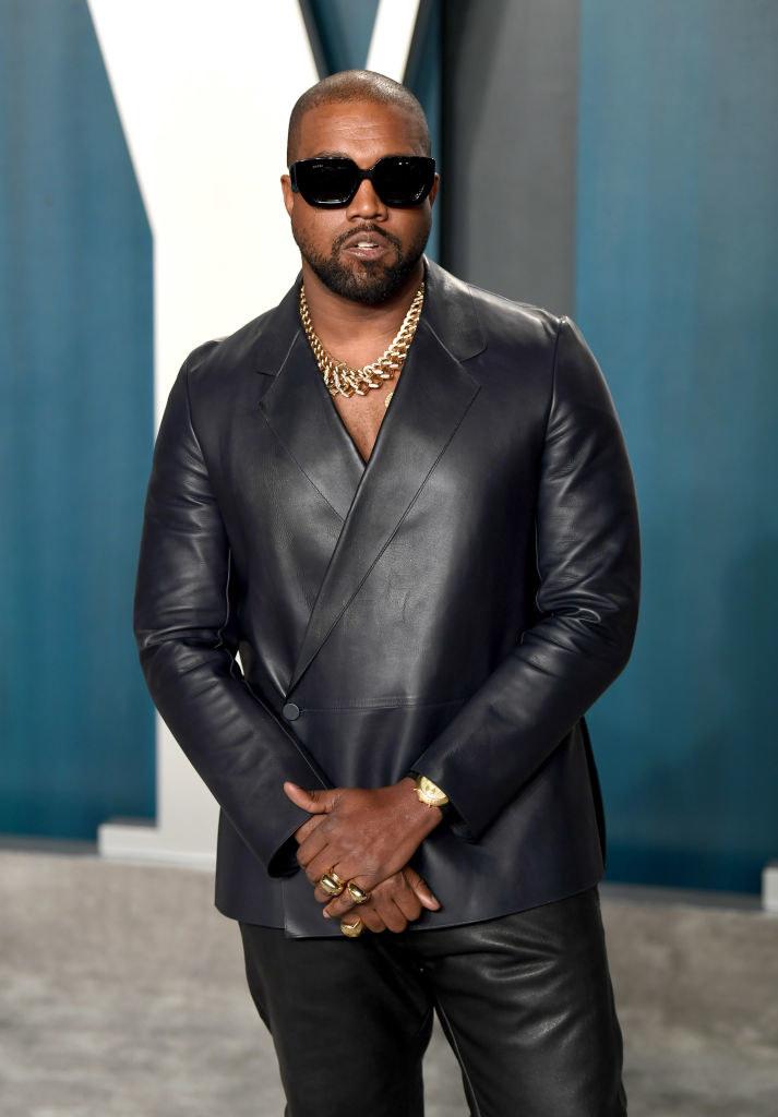 Kanye West /Karwai Tang /Getty Images