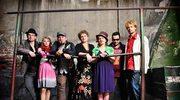 Kapela ze Wsi Warszawa z Mercedes Peon na Przystanku Woodstock 2014