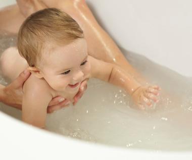 Kąpiel i pielęgnacja ciała maluszka