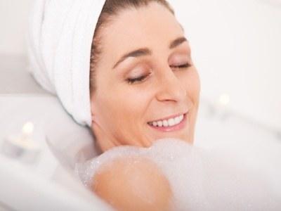 Kąpiele siarczkowe są stosowane leczniczo w większości sanatoriów &nbsp: /© Panthermedia