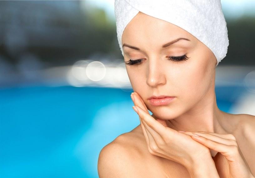 Kąpiele zregenerują skórę /©123RF/PICSEL