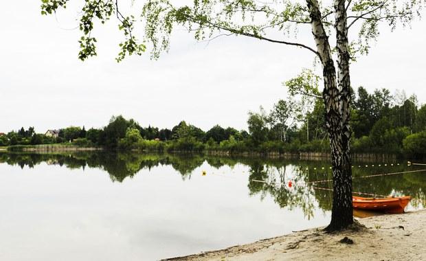 Kąpielisko tylko kilkanaście kilometrów od centrum Warszawy