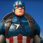 Kapitan Ameryka przybywa do Fortnite