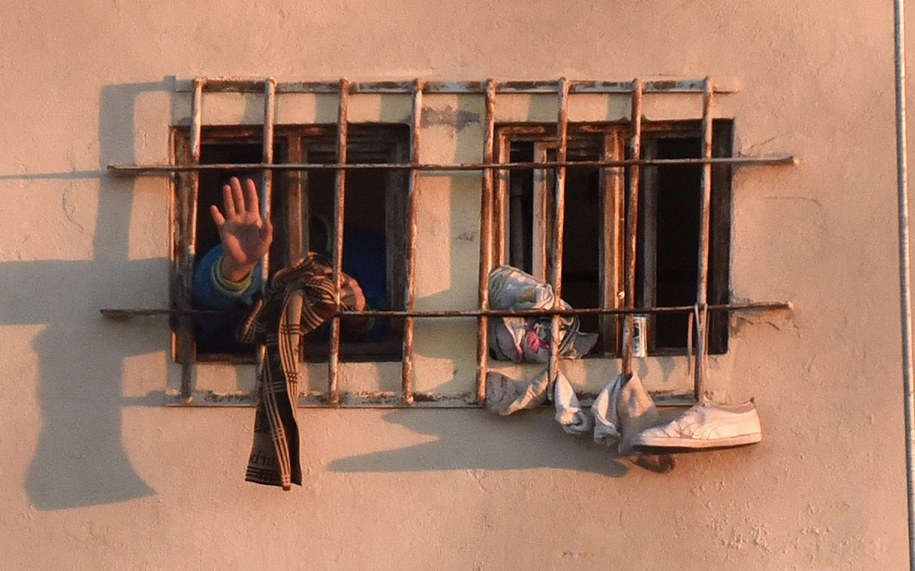 Kapitan Andrzej Lasota przebywa w meksykańskim więzieniu w Tepic (zdjęcie ilustracyjne) /MIGUEL SIERRA /PAP/EPA
