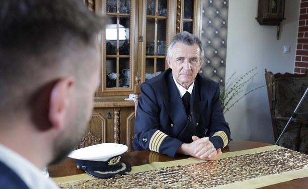 Kapitan Andrzej Lasota w RMF FM: Większość świąt spędziłem na statku. Starałem się, żeby było jak w domu