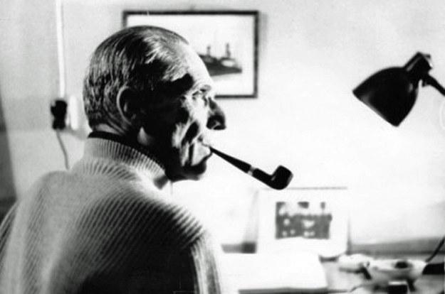 Kapitan Antoni Ledóchowski /Archiwum autora