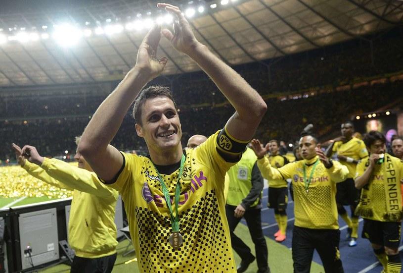 Kapitan Borussii Dortmund Sebastian Kehl /AFP