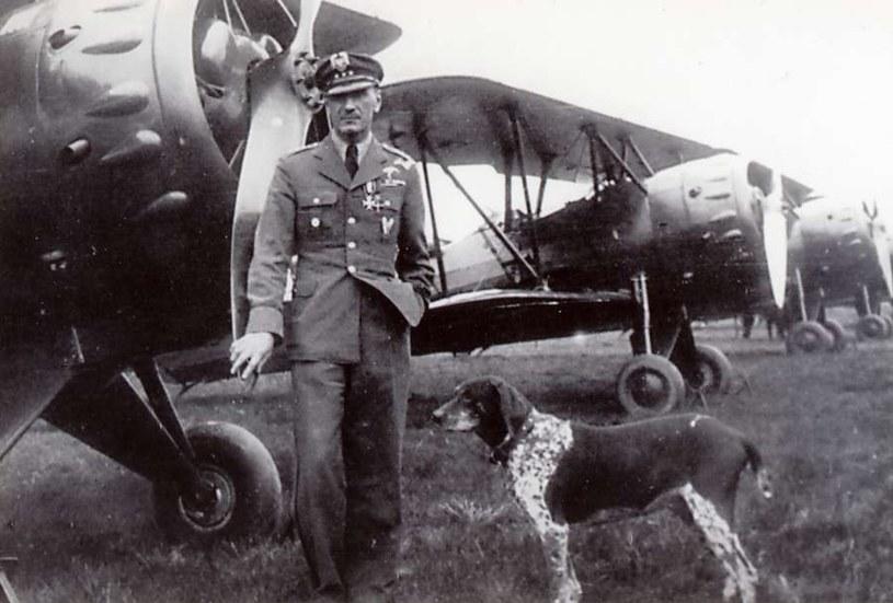 Kapitan Janusz Meissner na przedwojennym zdjęciu. W czasie wojny był więźniem na Wyspie Węży /INTERIA.PL/materiały prasowe