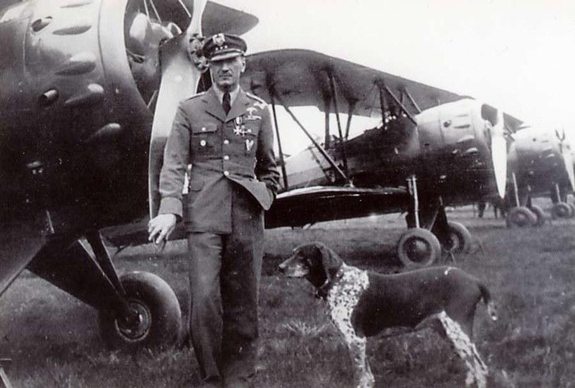 Kapitan Janusz Meissner na przedwojennym zdjęciu. W czasie wojny był więźniem na Wyspie Węży /domena publiczna