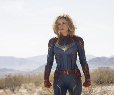 """""""Kapitan Marvel"""" [recenzja]: Bezpiecznie do bólu"""