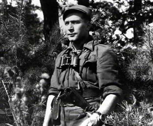 Kapitan Romuald Rajs Bury. Niektóre z jego czynów IPN określił jako niosące znamiona ludobójstwa /Wikimedia
