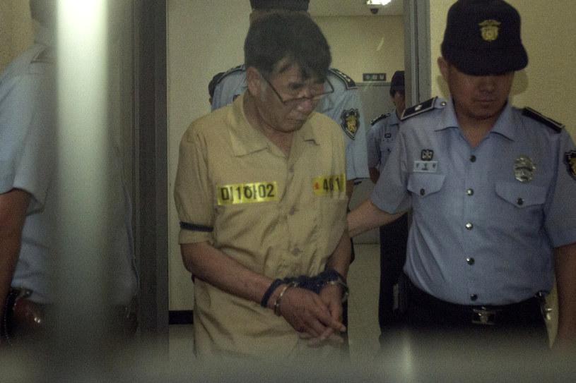 Kapitan statku Lee Joon-Seok /AFP