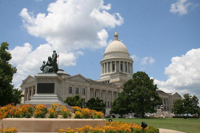 Kapitol stanu Arkansas /Ramesh Lalwani  /Getty Images