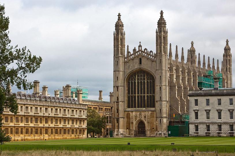 Kaplica King's College jest uważana za najwspanialszy przykład późnej fazy angielskiego gotyku /123RF/PICSEL