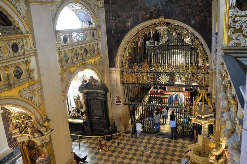 Kaplica Matki Boskiej Częstochowskiej /GERARD/ REPORTER /123RF/PICSEL