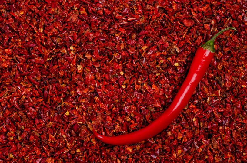 Kapsaicyna jest obecna m.in. w papryczkach chili /123RF/PICSEL
