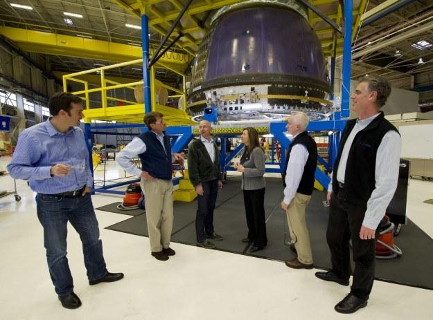 Kapsuła Blue Origin nie przeszła testów pomyślnie /AFP