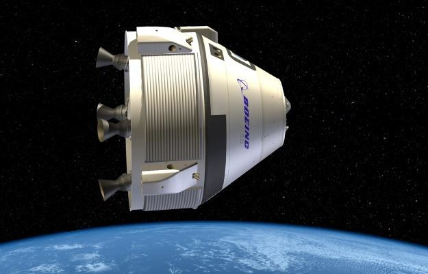 Kapsuła Boeinga jest w fazie zaawansowanych testów.   Fot. Boieng /materiały prasowe