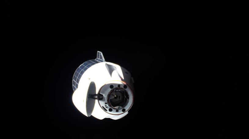 Kapsuła Dragon wróciła na ziemię /NASA /Twitter