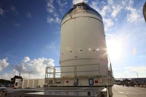 Kapsuła kosmiczna Orion wyjechał z hangaru NASA