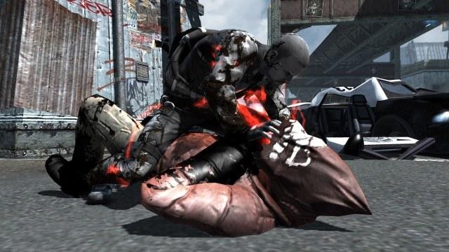 Kaptury na głowach przeciwników działają na głównego bohatera niczym czerwona płachta na byka /INTERIA.PL