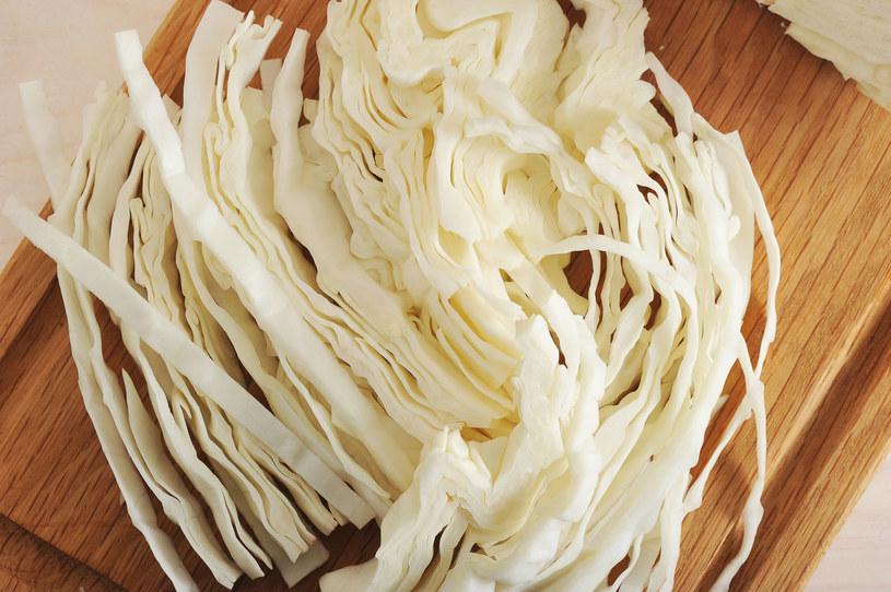 Kapusta jest jednym z warzyw niezalecanych, gdy mamy kłopoty z trzustką /123RF/PICSEL