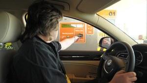 Kara na podstawie biletu autostradowego?