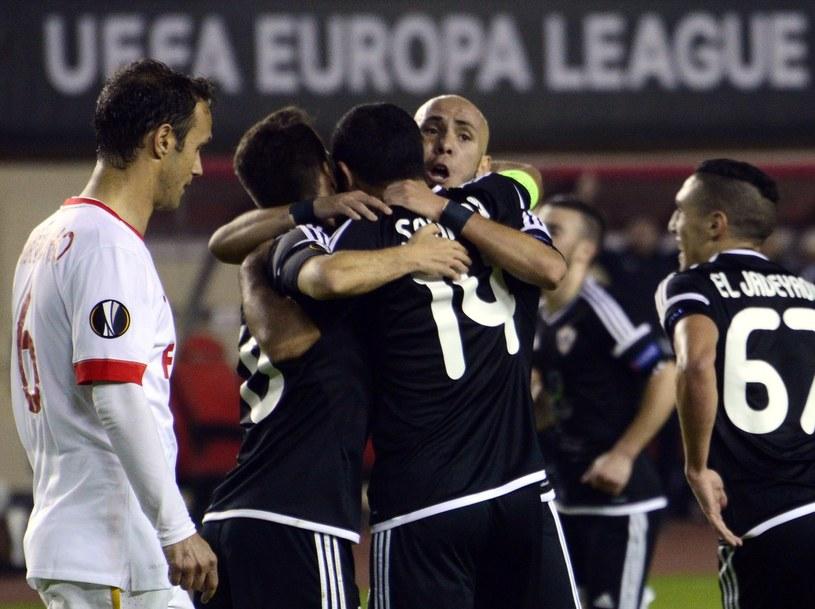 Karabach zbliżył się do fazy grupowej Ligi Mistrzów /AFP