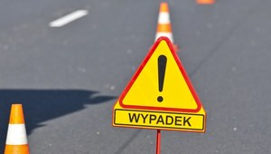 Karambol na A2. Ruch w stronę Warszawy wstrzymany