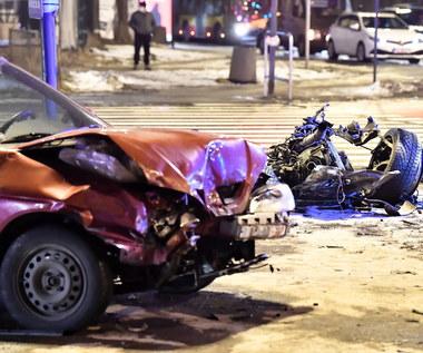 Karambol w Łodzi. Siedem rozbitych aut!