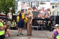 Karaoke z Margaret na Wakacyjnym Zlocie Gwiazd RMF FM